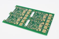 لوحة الدوائر الكهربائية المخصصة أحادية/مزدوجة/متعددة الطبقات 94V0 لوحة الدوائر المطبوعة RoHS 6 لترات
