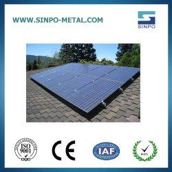 Toit de tuile chambre du système de montage solaire Système solaire Solution Entreprise Solutions solaire