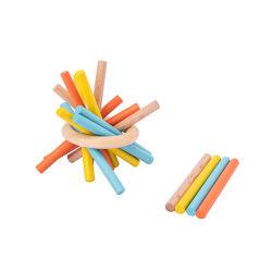 Stick jouets des enfants de l'éducation des enfants Puzzle jouet en bois
