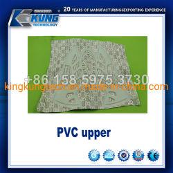 PVC- of TPU-bovenwerk voor Sneakerschoen voor volwassenen en Mannen of vrouwen