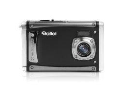 Câmara subaquática 2,4 polegadas câmara digital à prova de câmara recarregável HD para snorkeling, camping, Subaquático, natação