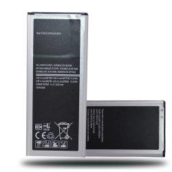 소비자용 전자 장치 3220mAh 리튬이온 교체 배터리 휴대폰 배터리 참고 4 N910A N910f N910h