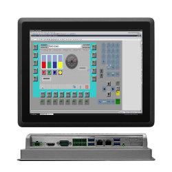 2GB DDR3 32GB SSD IP65 방수 LCD 모니터 PCAP 터치 스크린 Android 산업용 제어판