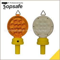 Le trafic de la sécurité routière d'alimentation batterie Avertissement lampe de feu de détresse Barricade S-1327
