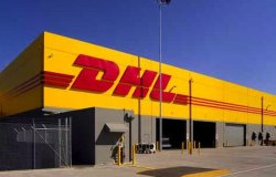 DHL ausdrücklich von Shenzhen nach Italien