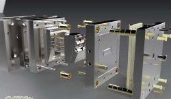 Precision пластмассовых деталей системы впрыска пресс-форма для бытовой электроники