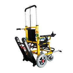 Usine Vente chaude de gros prix bon marché de l'escalier d'alimentation de l'escalade de civière en fauteuil roulant
