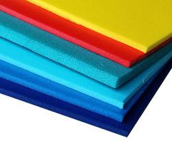 De kruis Verbonden PE van de Pruik van het Polyethyleen Veelkleurige Materiële Fabrikant van het Schuim