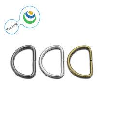 De Montage van het Metaal van de D-vormige ring van de Zak van het roestvrij staal