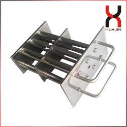 Étagère magnétique en néodyme permanent/Filter/grill/Frame utiliser pour l'Agriculture& aimant l'industrie alimentaire