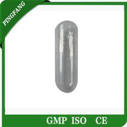Borrar/HPMC/Vegetariano/Vegano/color/disco/píldora/vacío/impresión/cápsulas de gelatina