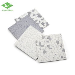 تجانب أرضية من مادة PVC تجارية موصلة للفينيل ESD