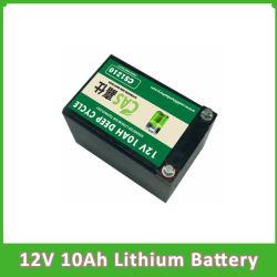 태양 램프를 위한 12V 24V 36V 10ah 리튬 인산염 철 LiFePO4 건전지