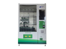 Panfeng水ビール飲料のコンボの冷たい飲み物の軽食の自動販売機