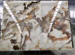 [بروون]/اللون الأخضر/بيضاء رخام/حجارة/عقيق لأنّ لوح/[كونترتوب]/تفاهة/[تبل توب]/غرفة حمّام/قراميد/أرضية/خلفيّة [ولّ بنل]/[فلوور تيل]/زخرفة بيتيّة