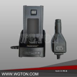 Two-Way Radio Veicular para carregador de viagem para Hytera Pd70X BATERIA