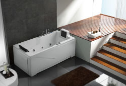 セリウムの贅沢なアクリルの渦のハイドロマッサージの浴槽のホーム鉱泉