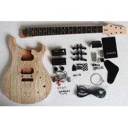 24 Fret Rosewood/l'Ébène poutre de la guitare électrique PRS DIY