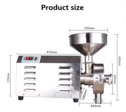 La farine de maïs Broyeur Machine de meulage d'épice fraiseuse
