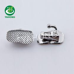 Стоматологической продукции ортодонтические Bondable Buccal трубки