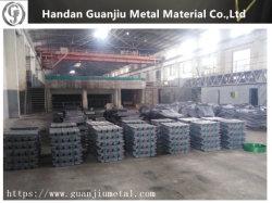 適正価格の鉛が付いている工場価格の精製された純粋な金属が付いている鉛のインゴット99.99%