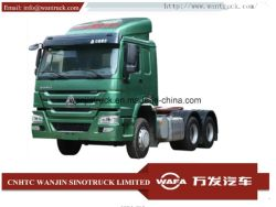Sinotruk HOWO A7 6X4 Heavy Duty 290-420HP Prime Mover chariot tracteur