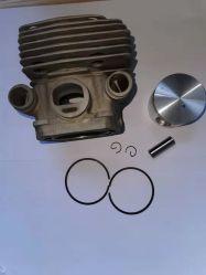 Ts700/800 실린더 어셈블리 56mm Nikasil 원예 절단기 브러시 커터 파트