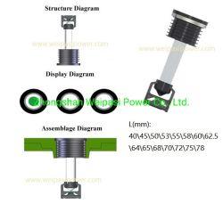 Anel Eléctrico dos indicadores de status de carga da bateria automotiva, para a bateria do carro sem manutenção