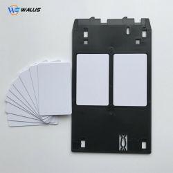 Cr80 Super Wit Leeg Huisdier PETG /PVC/de Kaarten van de Druk van PC