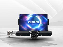 Haute luminosité P16 Vidéo De plein air de remorque de panneaux publicitaires affichage LED