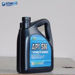Componentes antioxidantes de DAO API 4L SN 0W-40 Óleo de Motor Sintético Total Dky239