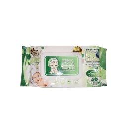 化学薬品の自由なSenstive 99%純粋な水ワイプの赤ん坊のクリーニングのワイプ
