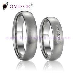 De unieke 925 Echte Zilveren Zilveren Ringen van de Dames van Juwelen