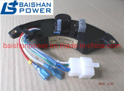 Tr222 EG2200 AVR pour l'Eg1800 EG2200 EG2500 EG1800 EG1400 un bouchon blanc et 8 fils pour générateur de Honda AVR trois phase KM20K3P380 pour la KAMA Kge10e3 Kge12e3