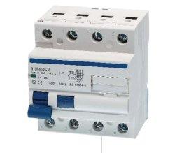 Residuell aktuelle gebetriebene Sicherung/RCBO