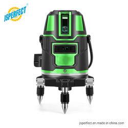 Livelle laser multi-linea verde rotative con livellamento automatico