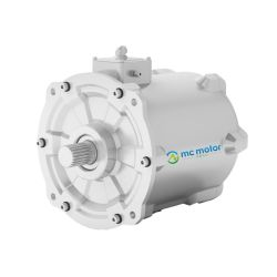 Nuevo diseño eléctrico CC Motor Magnético permanente