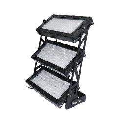Économies d'énergie prix d'usine + Lentille acrylique en aluminium IP66 2700K-6500K 160lm/W 600W LED High Feu de mât