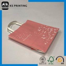 Professionnel de transport pratique des sacs de papier personnalisés
