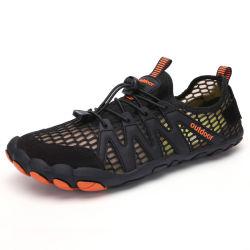 Mann-Aqua-Strand-Wasser-Schuhe für das Gehen auf Wasser