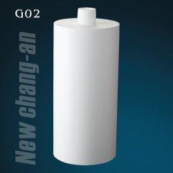 2600ml vazio de HDPE Big o tubo de plástico para o Vedante Industrial G02