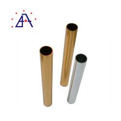 عادة تصميم خشبيّة حبة [ألومينوم لّوي] أنبوب أنبوب