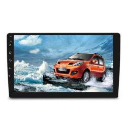 Usine double DIN d'alimentation autoradio stéréo en-tête du tableau de bord de l'unité avec Bluetooth compatible 9pouces à écran tactile Lecteur de voiture