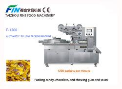 自動高速ミルクキャンデーの枕パッキング機械