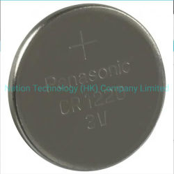 A Panasonic IC Electronic Component Bateria Lithium 3V Coin 12,5mm CR1220