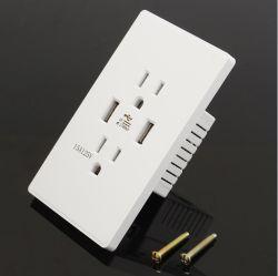 Tomada de parede USB duplo para Americal Standard