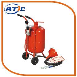 Portable della macchina di granigliatura della sabbia una casa da 10 galloni Using il sabbiatore