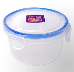 누액 방지 플라스틱 뚜껑 방열 원형 플라스틱 보관