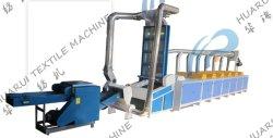 De volledige Lijn van de Machine voor Recycling van Katoen, Polyester en Wollen Oude Kleren in Garen Geschikt om Één of ander Nuttig Ding Te weven