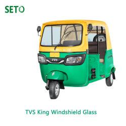 Geschäftemacher-Windschutzscheiben-Automobil-Glas-Fabrik des Indien-Fernsehapparat-König-/Bajaj205/Tuk Tuk drei
